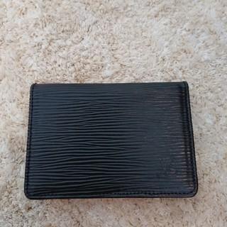 未使用カードケース(名刺入れ/定期入れ)