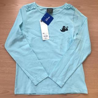 ジーユー(GU)の新品 長袖 Tシャツ 130 GU(Tシャツ/カットソー)