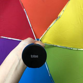トーツ(totes)のtotes 折りたたみ傘(傘)