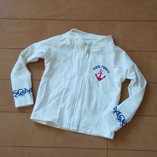 キッズフォーレ(KIDS FORET)のベビー水着  90  ラッシュガード   Kids Foret 男女兼用(水着)
