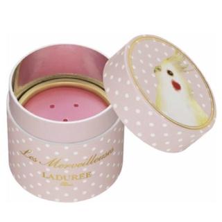 ラデュレ(LADUREE)のラデュレ チーク 01 超美品 ピンク系  ジルスチュアート好きな方にも(チーク)