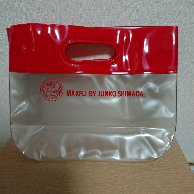 JUNKO SHIMADA(ジュンコシマダ)のシマダ ジュンコ クリアポーチ レディースのファッション小物(ポーチ)の商品写真