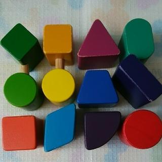 【ご確認用】ニチガンドロップインザボックス(知育玩具)