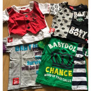 ベビードール(BABYDOLL)のベビードール Tシャツ セット(Tシャツ)