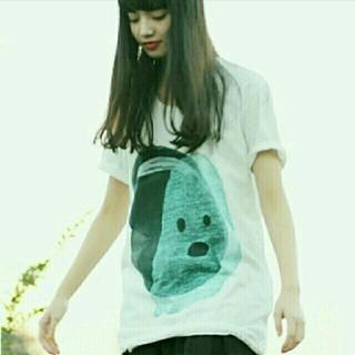 オータ(ohta)のsale!ohta ゆったりバルーンTシャツ「yeti green」 (Tシャツ/カットソー(半袖/袖なし))