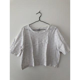 ジミー(Jimmy)のレーストップス(Tシャツ(半袖/袖なし))