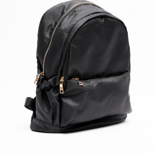 プレーンクロージング(PLAIN CLOTHING)のプレーンクロージング 黒 リュック バックパック マザーバック 鞄 ナイロン(リュック/バックパック)