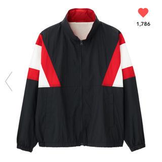 ジーユー(GU)のジーユー トラックジャケット 完売 ナイロンジャケット トラック ジャケット(ナイロンジャケット)