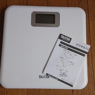 タニタ(TANITA)のタニタ TANITA デジタルヘルスメーカー 体重計(体重計)