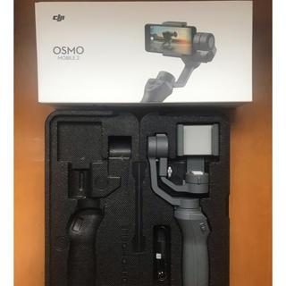 DJI OSMO MOBILE2  保証書付き(自撮り棒)