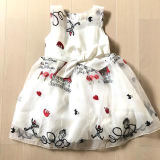 ドレス 120サイズ(ドレス/フォーマル)