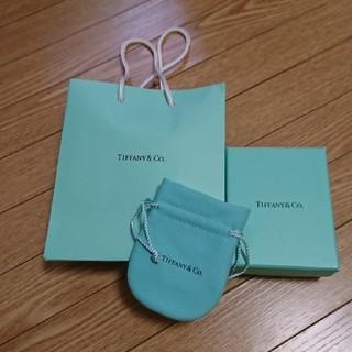 ティファニー紙袋、箱、巾着(その他)