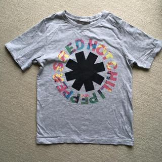 ジーユー(GU)のGU Tシャツ 140センチ レッドホットチリペッパーズ(Tシャツ/カットソー)