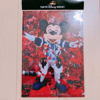 ディズニー(Disney)のディズニー イマジニングザマジック ミッキー クリアファイル(クリアファイル)