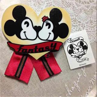 ディズニー(Disney)のディズニーロゼット定価4,725円(ブローチ/コサージュ)
