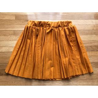 ニシマツヤ(西松屋)のプリーツスカート 100(スカート)