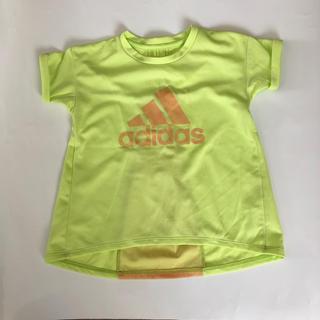 アディダス(adidas)のアディダス Tシャツ 110cm 女の子(Tシャツ/カットソー)