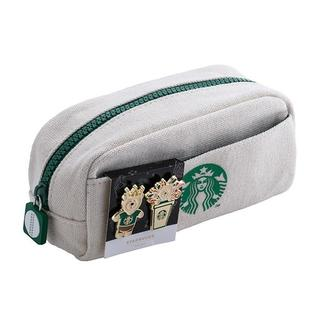 Starbucks Coffee - スターバックス [ベアリスタ ペンケース ピンバッジセット]スタバ 台湾