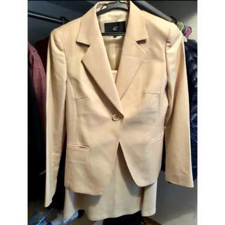 ヨンドシー(4℃)の4℃スーツ ジャケットスカート(スーツ)