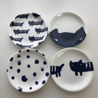 ツモリチサト(TSUMORI CHISATO)のツモリチサト 豆皿 4枚セット(食器)