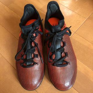アディダス(adidas)のアディダス サッカートレーニングシューズ  22.5(シューズ)