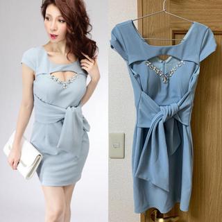デイジーストア(dazzy store)のキャバ嬢 ミニワンピ♡ドレス(ナイトドレス)