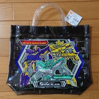 新品☆シンカリオン プールバッグ 鞄(トートバッグ)