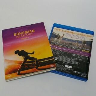 ボヘミアン・ラプソディ DVD+ブルーレイ(外国映画)