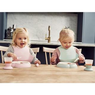ベビービョルン(BABYBJORN)のcoco様専用⇨Baby Bjorn ベア&ロゴ カップ(pink&green)(マグカップ)