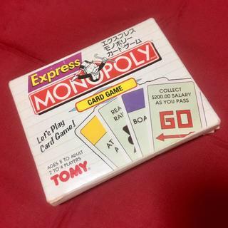 エクスプレス モノポリー カードゲーム(その他)