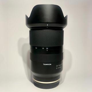 タムロン(TAMRON)のTAMRON 28-75 f2.8(レンズ(ズーム))