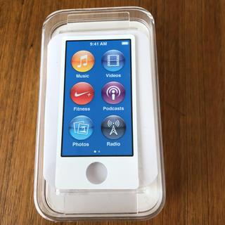 アップル(Apple)のiPod nano 16GB ケースのみ(その他)