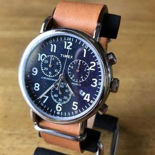 タイメックス(TIMEX)の【新品】タイメックス ウィークエンダ— クロノ 腕時計 TW2P62300(腕時計(アナログ))