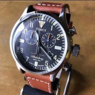 タイメックス(TIMEX)の【新品】タイメックス レッドウィング 腕時計 TW2P84300 クロノグラフ(腕時計(アナログ))