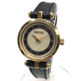 e0154fdf59 グッチ(Gucci)のグッチ GUCCI ヴィンテージ 2080L レディース 腕時計 ジャンク扱い(腕時計)