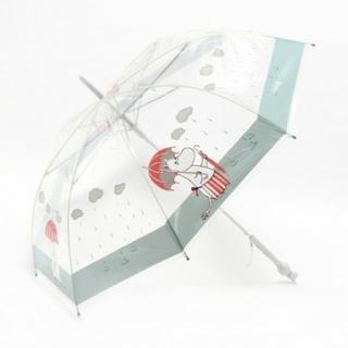 スタディオクリップ(STUDIO CLIP)の【DeeDamyu様専用】スタディオクリップ ムーミン コラボビニール傘(傘)