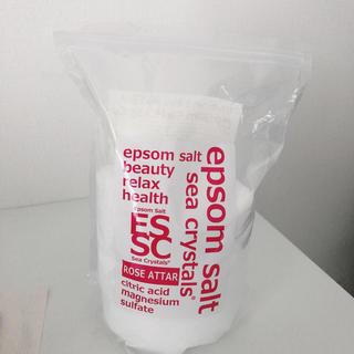 エプソムソルト1720g  ローズオットの香り(入浴剤/バスソルト)