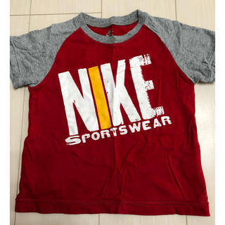 ナイキ(NIKE)のNIKE Tシャツ 100cm(Tシャツ/カットソー)