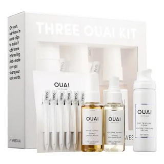 Sephora - OUAI THREE KIT キット ヘアケア