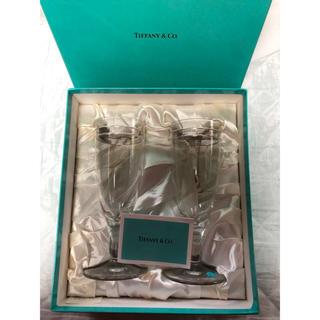 ティファニー(Tiffany & Co.)のテイファニー  ペアグラス(グラス/カップ)