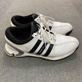 アディダス(adidas)のアディダス ゴルフシューズ 25.5cm(シューズ)