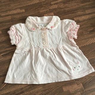 クーラクール(coeur a coeur)のクーラクール サイズ80 半袖シャツ(Tシャツ)