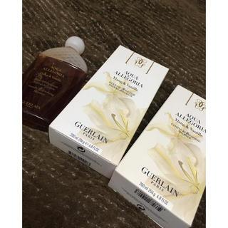 ゲラン(GUERLAIN)の未使用 ゲラン アクア アレゴリア 3本セット ボディシャンプー(ボディソープ/石鹸)
