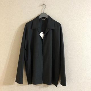 コモリ(COMOLI)の未使用 AURALEE 2019SS ウールトロピカルシャツ ジャケット(カーディガン)