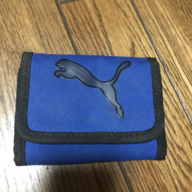 PUMA(プーマ)のPUMA財布 キッズ/ベビー/マタニティのこども用ファッション小物(財布)の商品写真