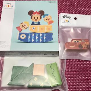 ディズニー(Disney)のDisney | KIDEA〈こいのぼり〉〈ブロック 森〉〈ブロック カーズ〉(積み木/ブロック)