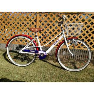 24インチ 子供用自転車(自転車本体)