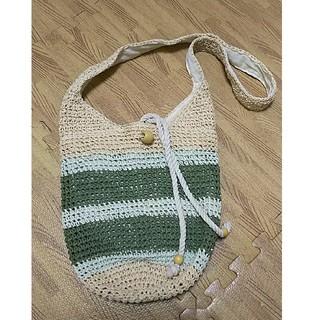 シマムラ(しまむら)の【新品未使用品】夏バッグ ショルダーバッグ(ショルダーバッグ)