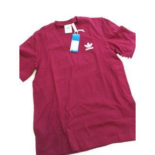 アディダス(adidas)のadidas✩新品未使用TシャツM(Tシャツ/カットソー(半袖/袖なし))