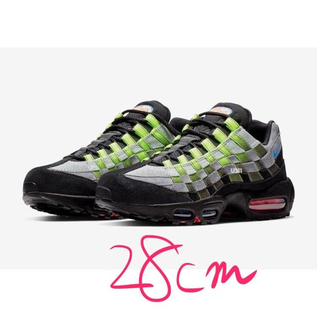 NIKE(ナイキ)の【NIKE】AIRMAX95WOVEN エアマックス95ウーブン 28cm① メンズの靴/シューズ(スニーカー)の商品写真